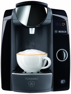 Bosch Single Serve Coffee
