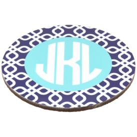 Hostess gifts, personalized coasters