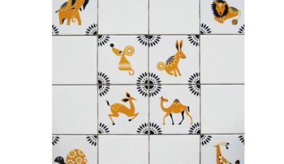 vinyl tile decals