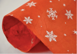 lotka eco-friendly wrapping paper