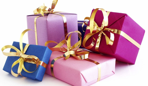 Be an amazing present-giver and get invited back!