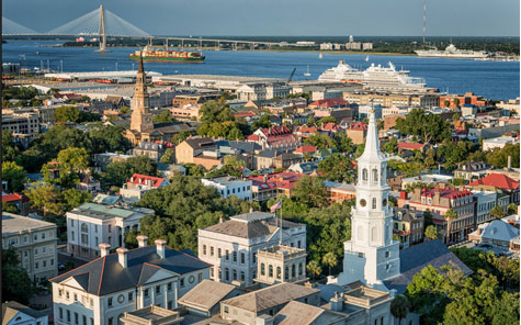 experiencing Charleston