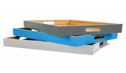 decorative serving trays ideas