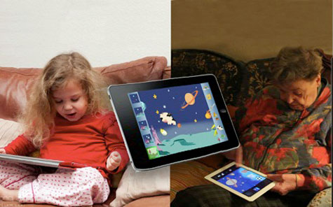apps for grandparents and grandkids