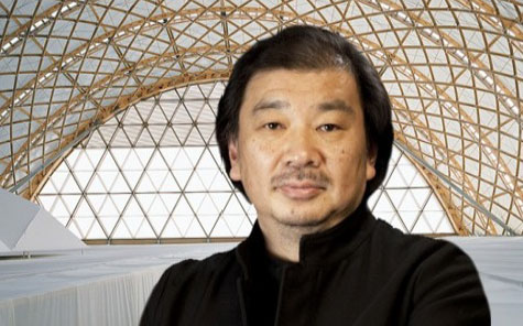 Celebrating a Contemporary Architect – Shigeru Ban from Japan