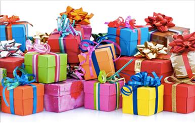 Fun wrappings