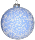 Ornaments---Thomas-Glenn-blue-snowflake-ball