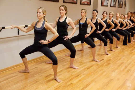 barre-based workouts