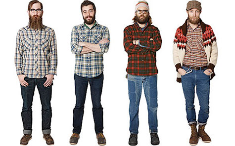 Lumberjacks are the Metrosexuals