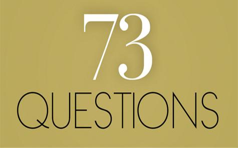 Vogue's 73 questions