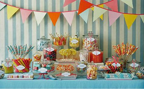 How To Set Up A Candy Buffet Sharp Eye
