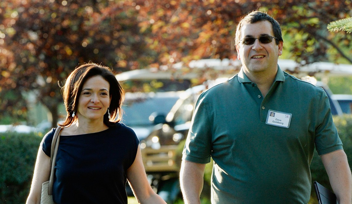 Sheryl Sandberg's new wisdom about grief