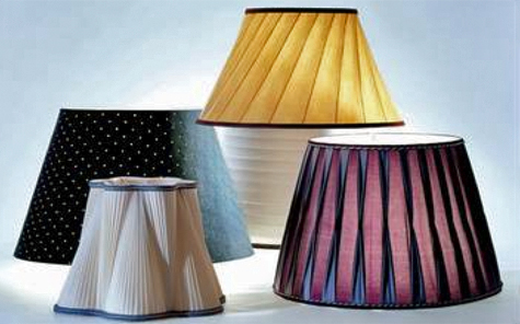 Design your own custom lampshades