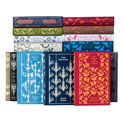 Juniper-Books---Penguin-Classics-set