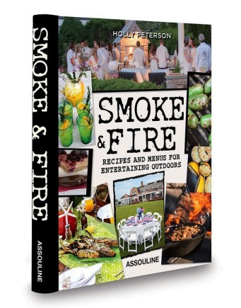 Charcoal Grilling Tips - Smoke & Fire cookbook