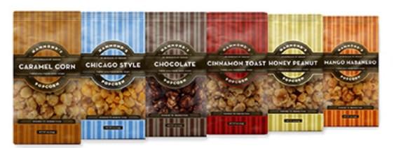 Snacks for Summer - Hammonds Popcorn