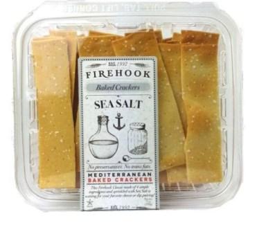 Snacks for the Summer - Firehook crackers