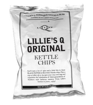 Snacks for the Summer - Lillie Q Kettle Chips