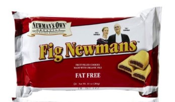 Snacks for the Summer - Newman's Own fig bars