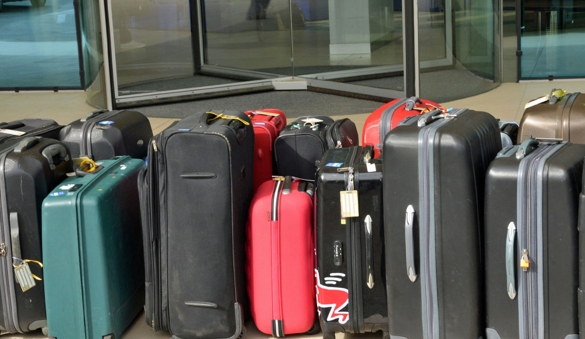 Traveling with a group of friends