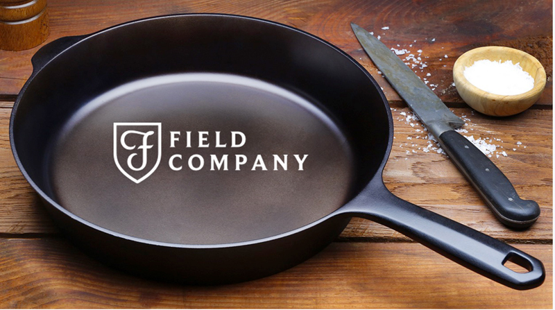 Cast-Iron-Skillets---The-Field-Skillet