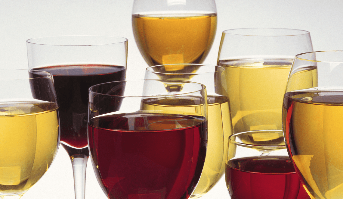 wine pairing guide with food