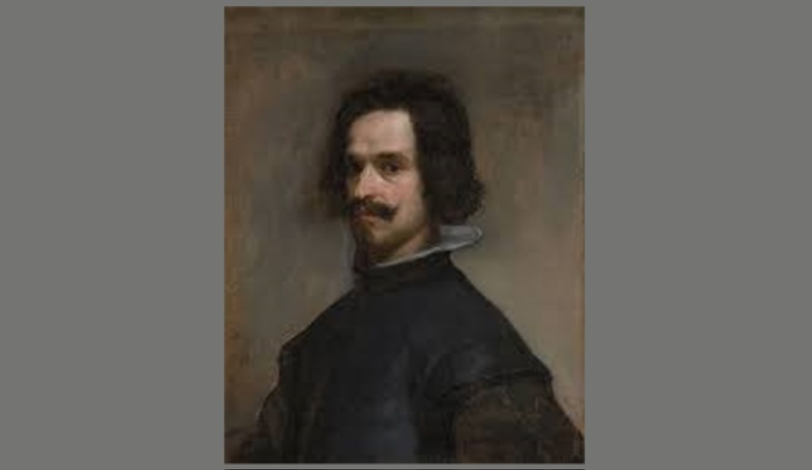 Velazquez Portrait of Man