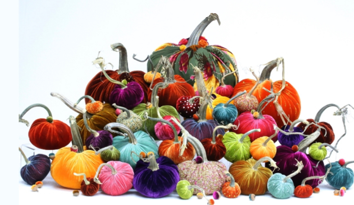 Decorative Pumpkins for Your Fall and Winter Holiday Table