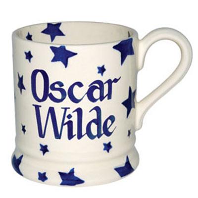 Custom pottery mugs
