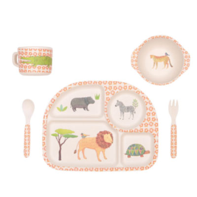 Chemical free tableware for kids