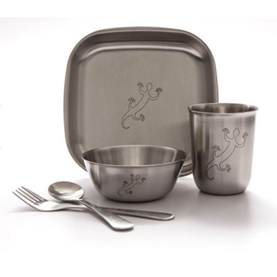Chemical Free plate set