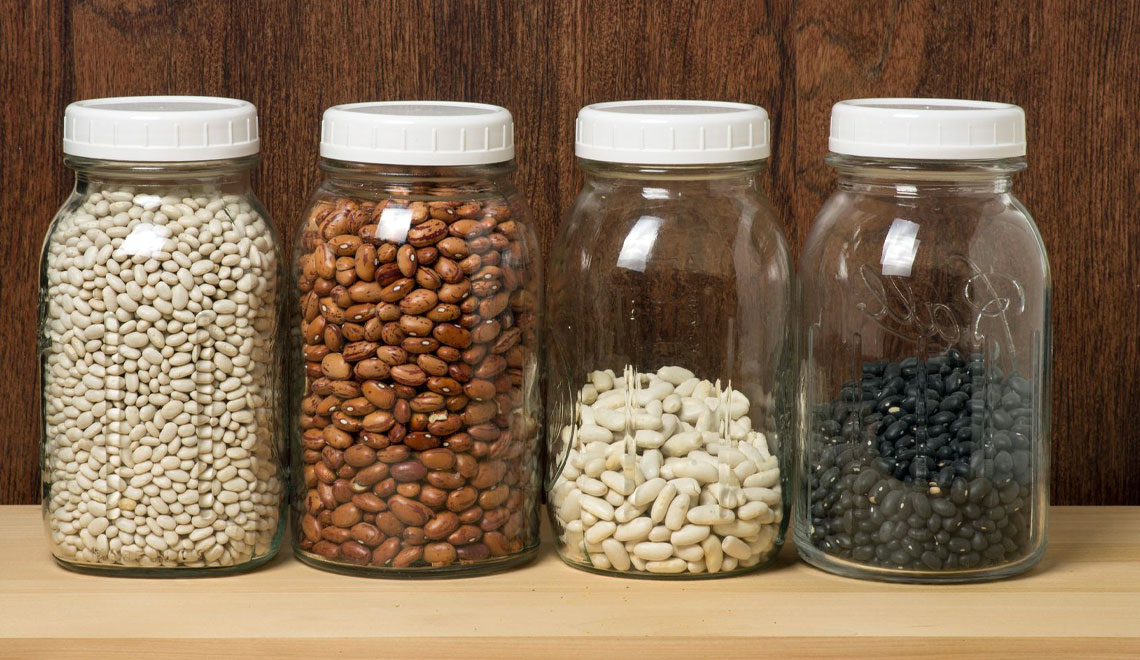Keep Food Fresh in Your Pantry