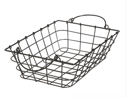 pantry organizers wire basket