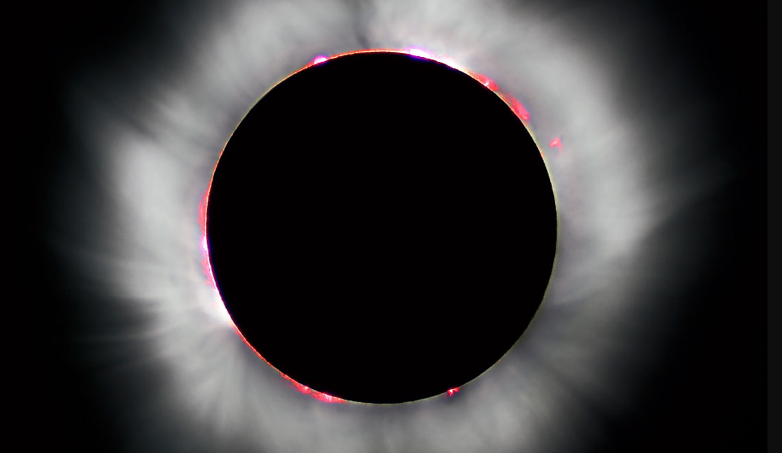 See The First Total Eclipse Of The Sun In This Century
