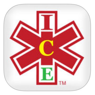 ICE Medical Warning App