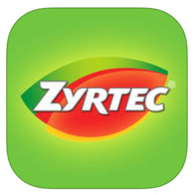 Zyrtec Allergy App