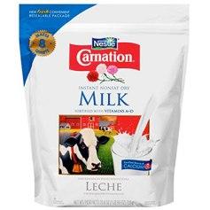 Travel essentials, Carnation Milk