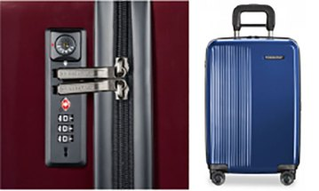 Briggs and Riley Modern Carry-on Suitcase