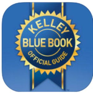 Kelley Blue Book car buying app