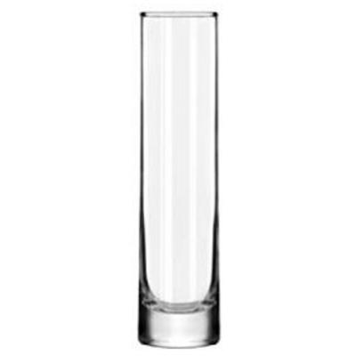 clear cylinder bud vase