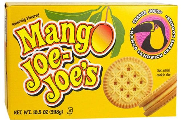 summer snacks, mano joe-joes