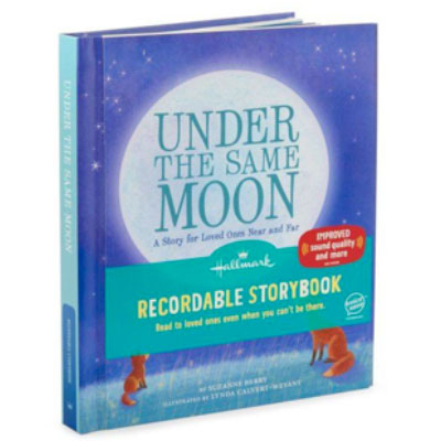 Under the Same Moon Recordable book