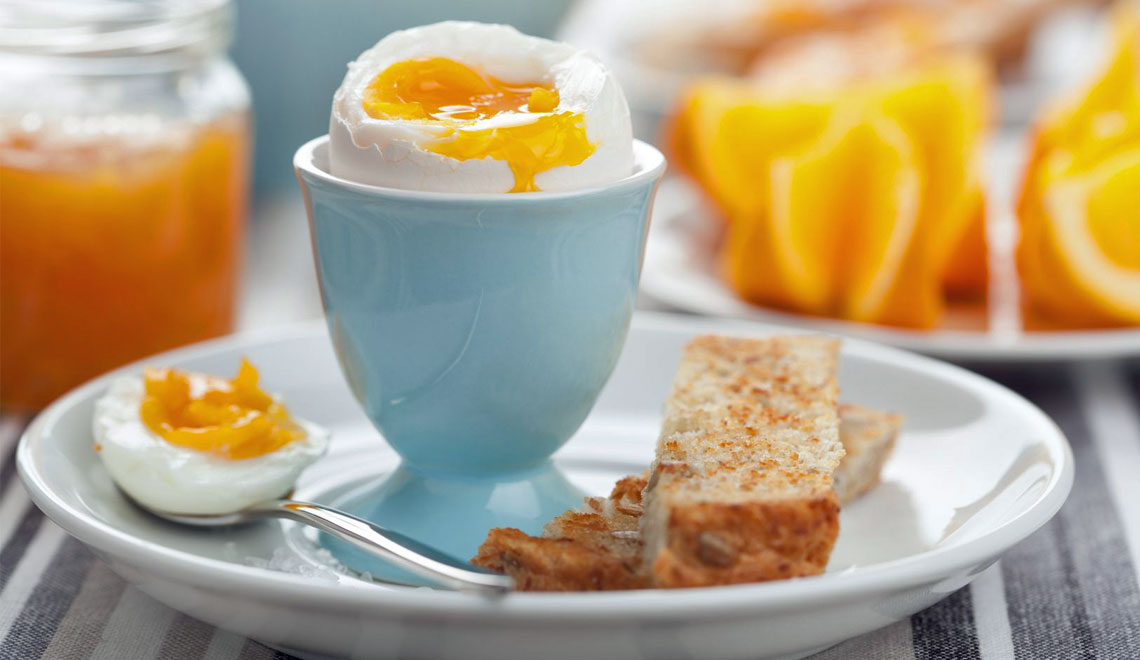 Have Americans Abandoned Egg Cups?