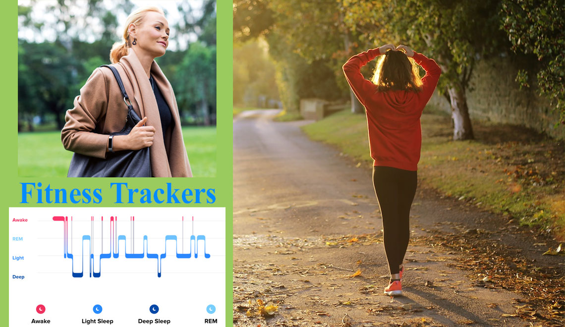 New and Improved Fitness and Sleep Trackers