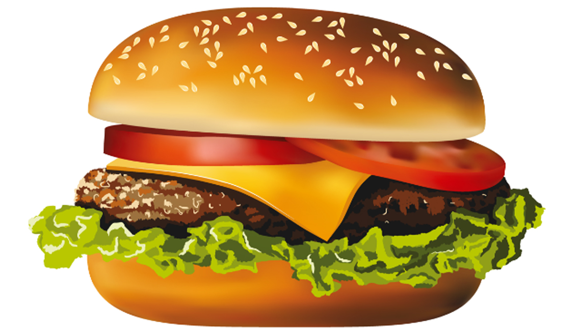 Hamburger of the Future