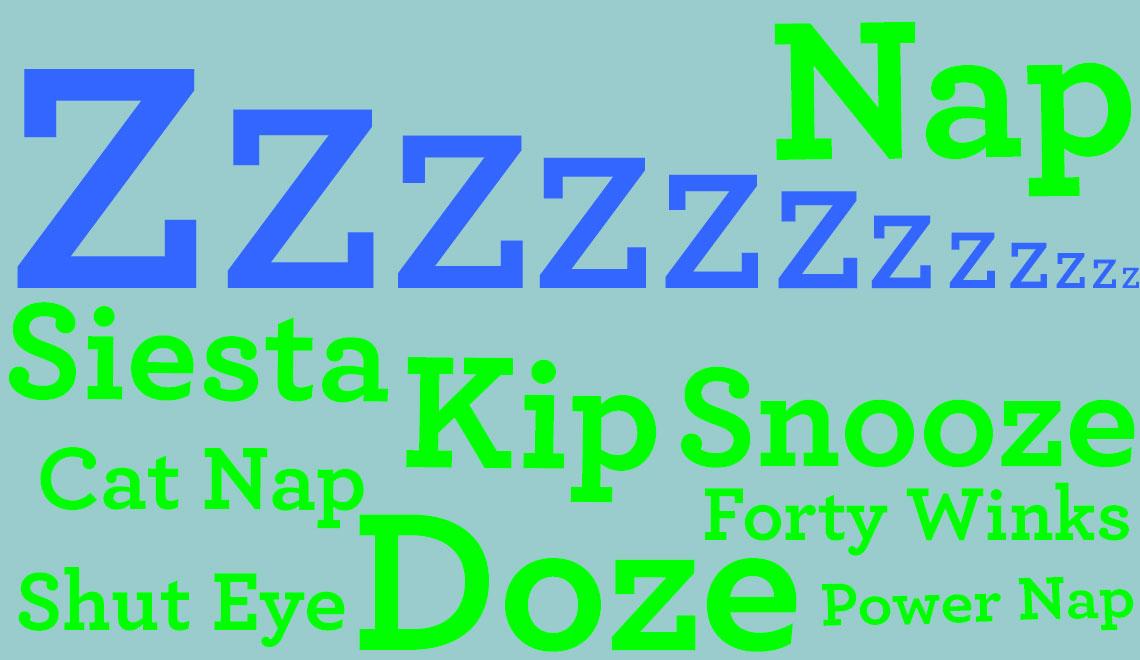 Naps Are 'In'