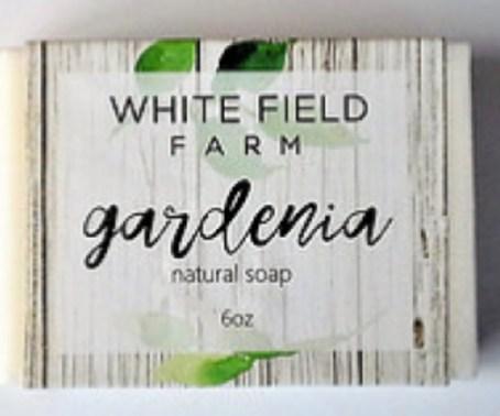 Gardenia Soap Stocking stuffer
