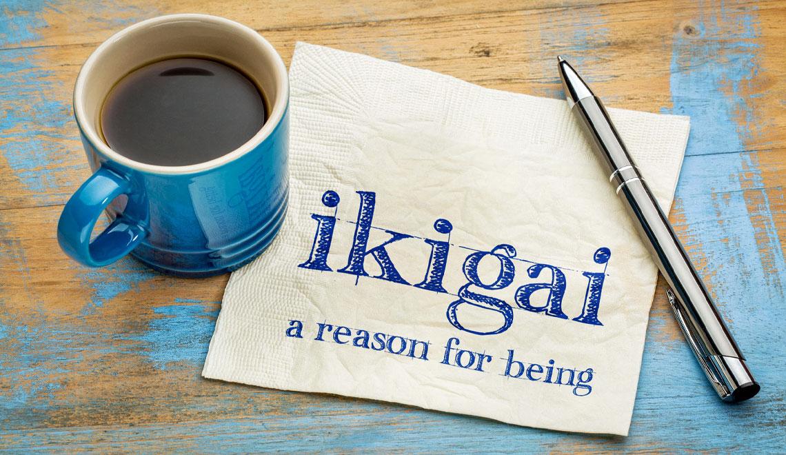 Ikigai explained