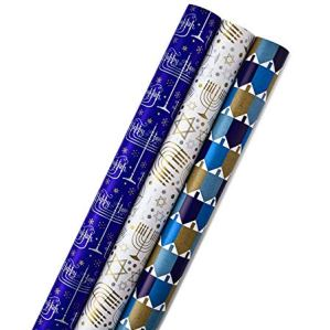 Hanukkah Holiday Wrapping Paper