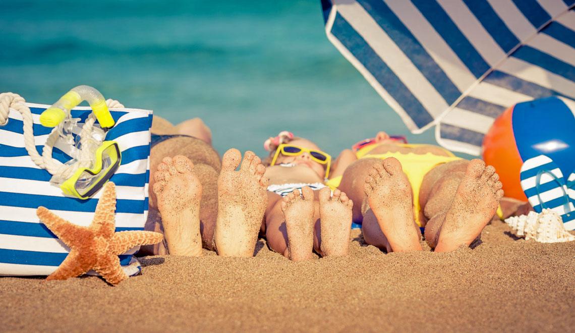 Repeating vacations